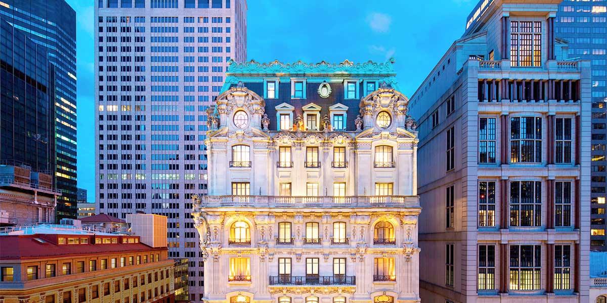 New York Venue, St. Regis New York, Prestigious Venues