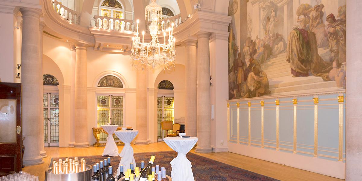 Party Venue Near Bank, One Moorgate Place, Prestigious Venues