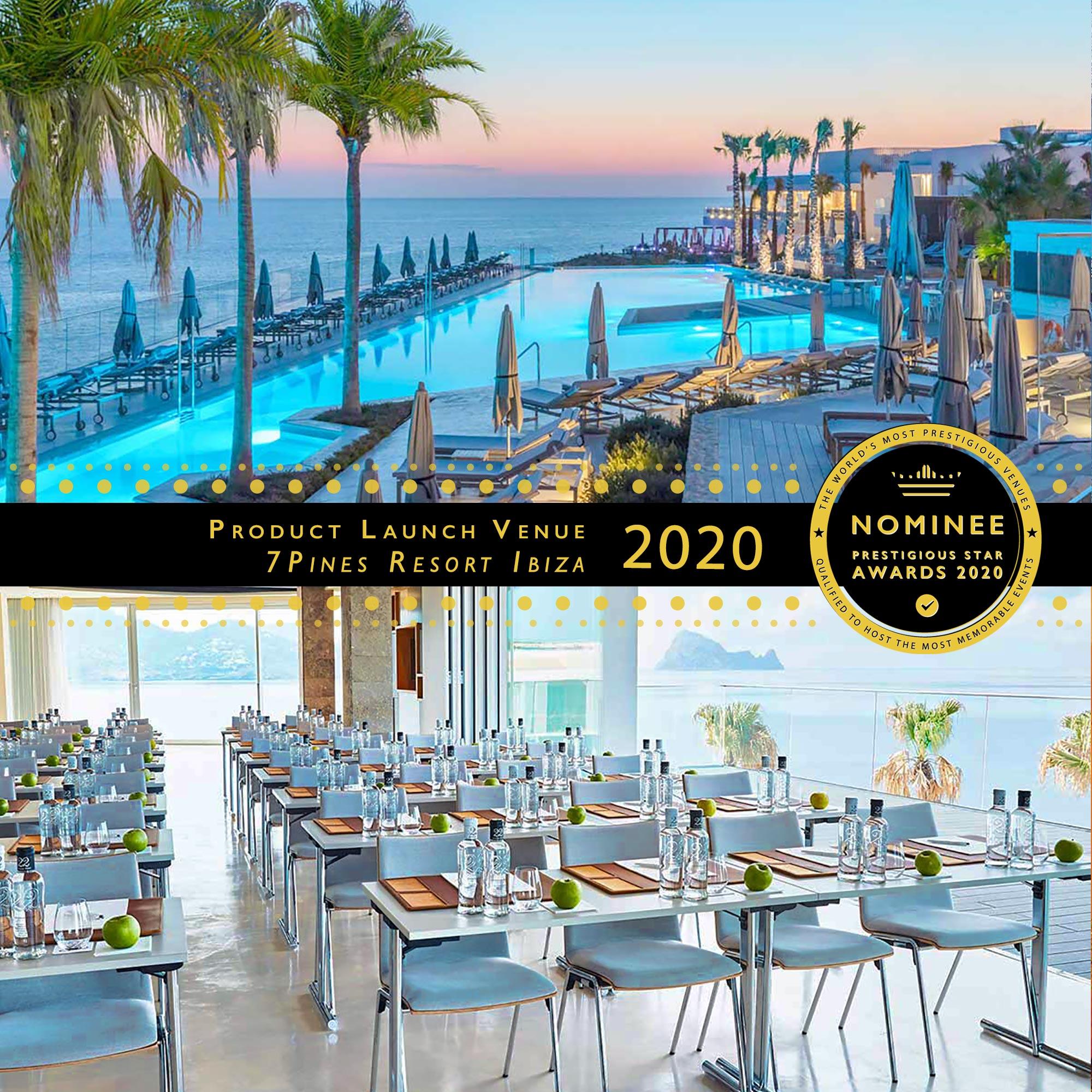 Conference Room at 7Pines Resort Ibiza