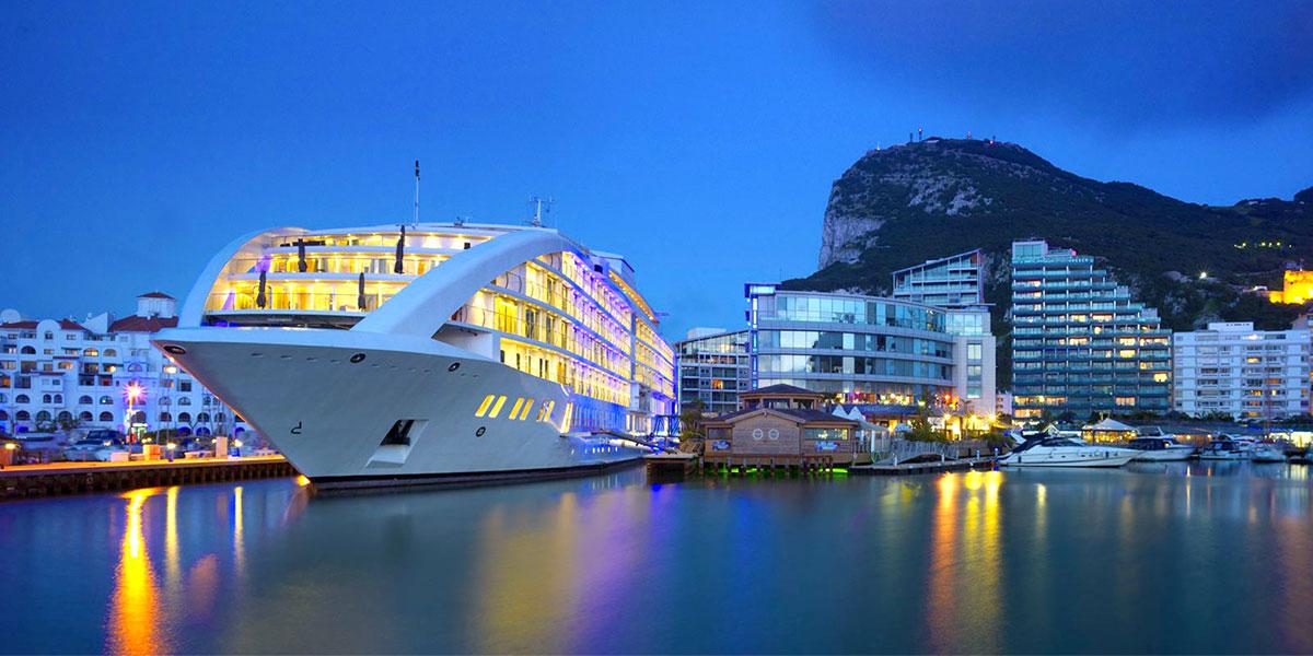 Sunborn Gibraltar, Prestigious Venues