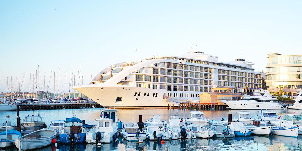 Superyacht Venue, Sunborn Gibraltar, Prestigious Venues