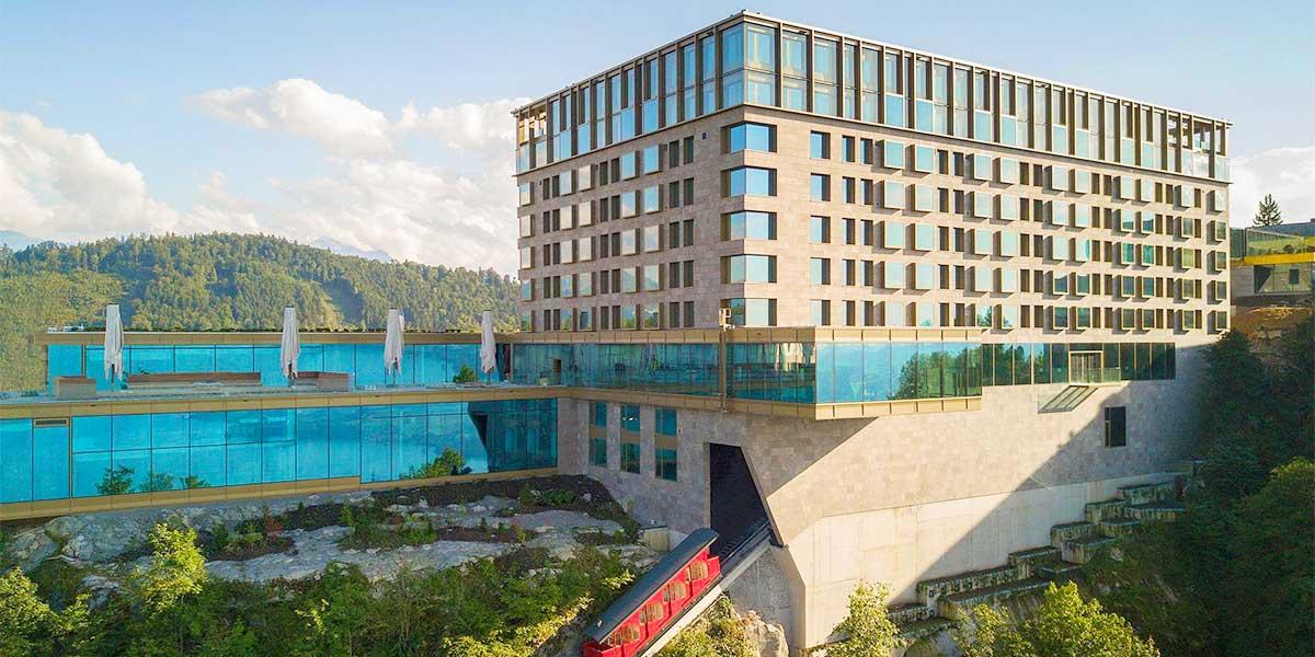 Switzerland Venue, Bürgenstock Hotel, Prestigious Venues 2