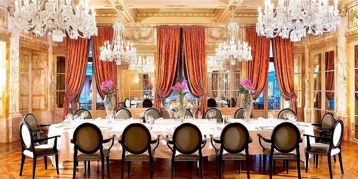 The Sauternes, Intercontinental Bordeaux Le Grand, Prestigious Venues