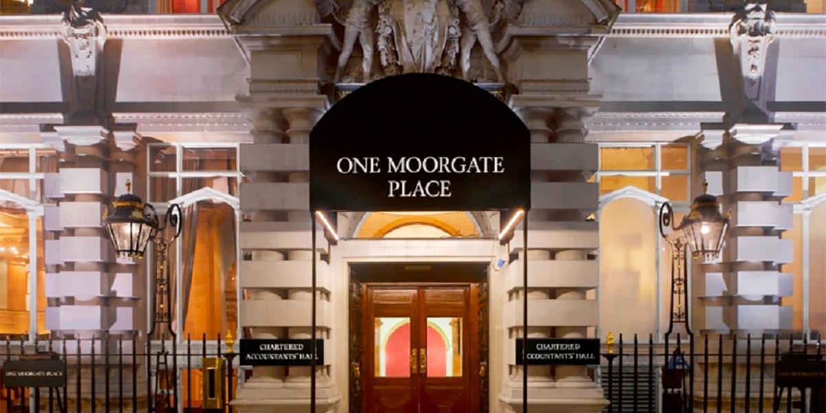 Venue Close To Bank, One Moorgate Place, Prestigious Venues