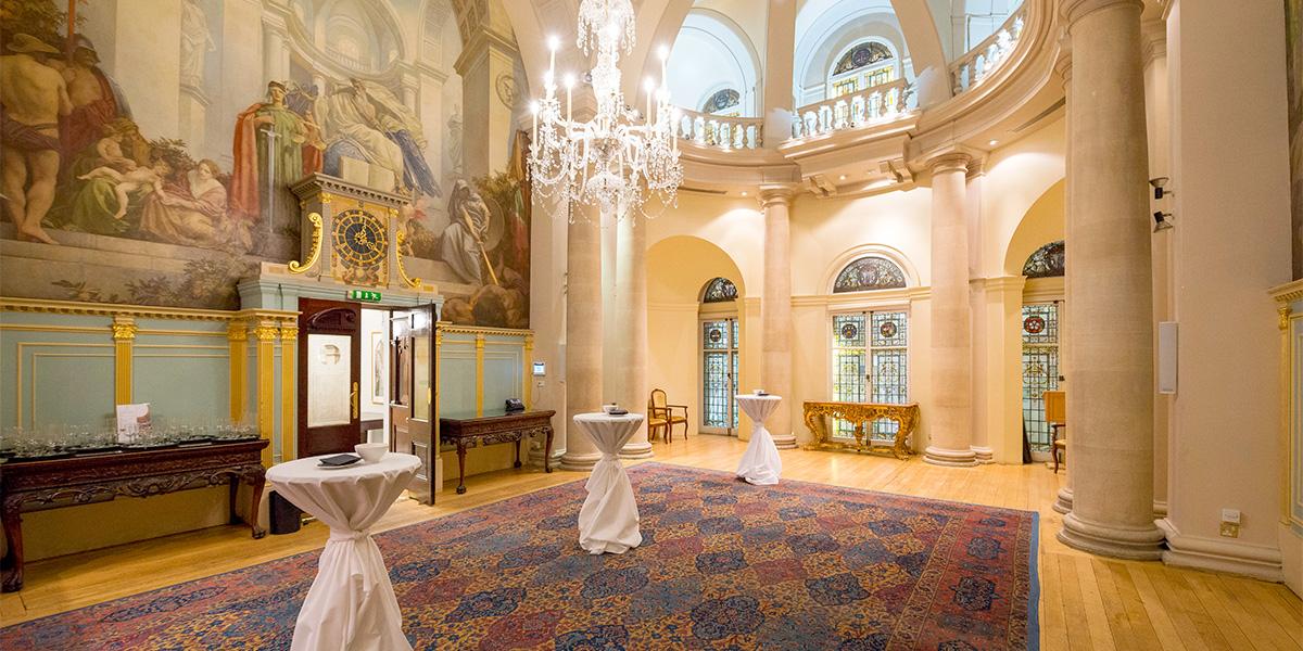 Venue Near Bank, One Moorgate Place, Prestigious Venues