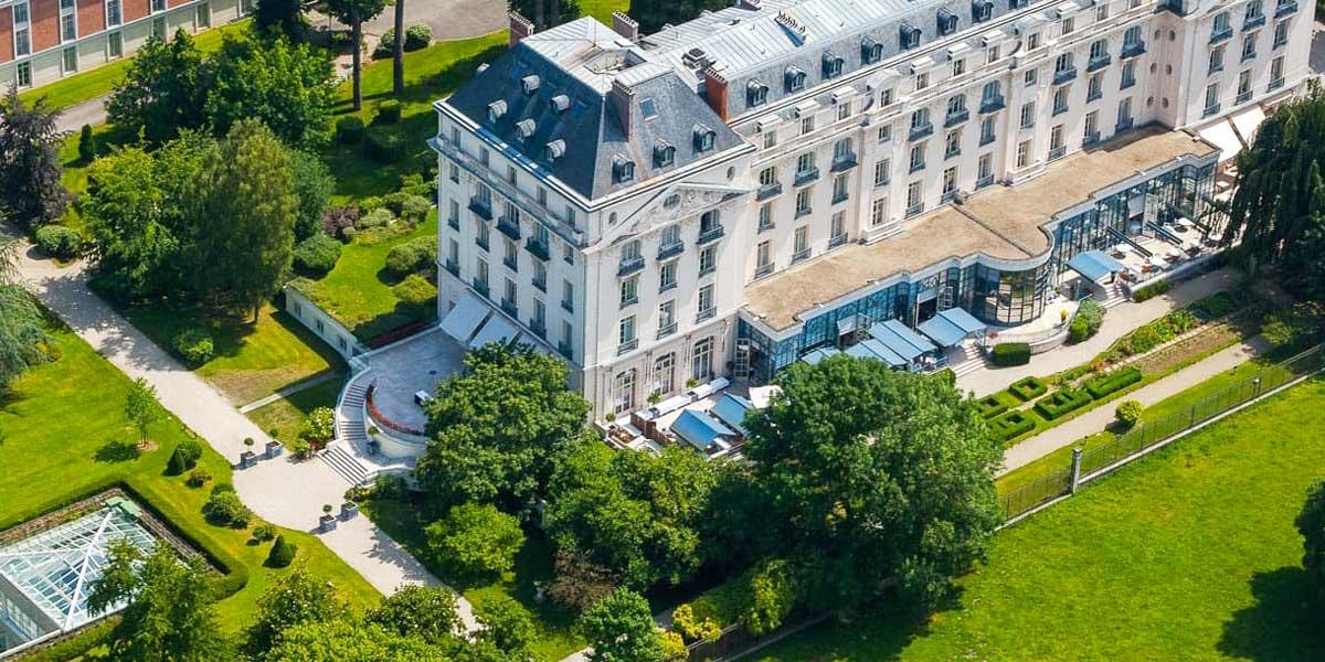 Venue in France, Trianon Palace, Prestigious Venues