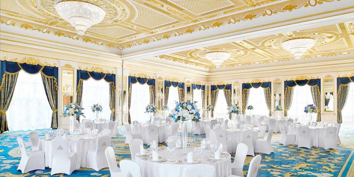 Wedding Venue, Emerald Palace Kempinski Dubai, Prestigious Venues.jpg
