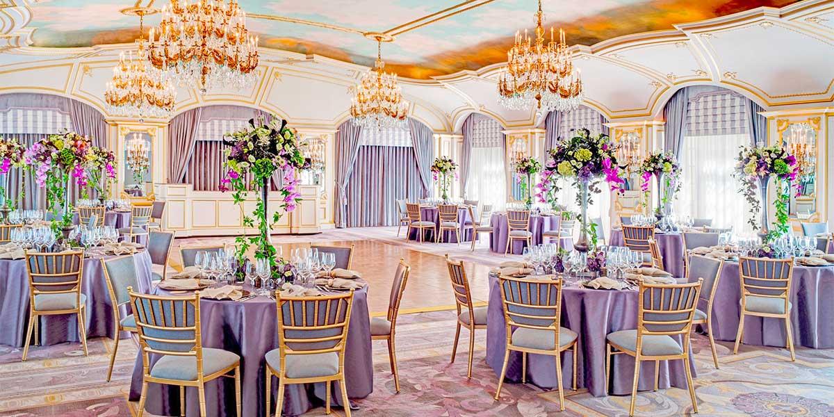 Wedding Venue, St. Regis New York, Prestigious Venues