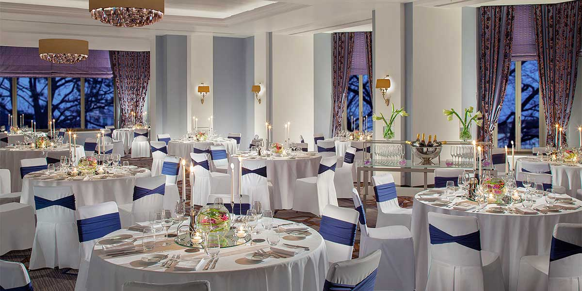 Wedding Venue, The Royal Savoy Lausanne, Prestigious Venues