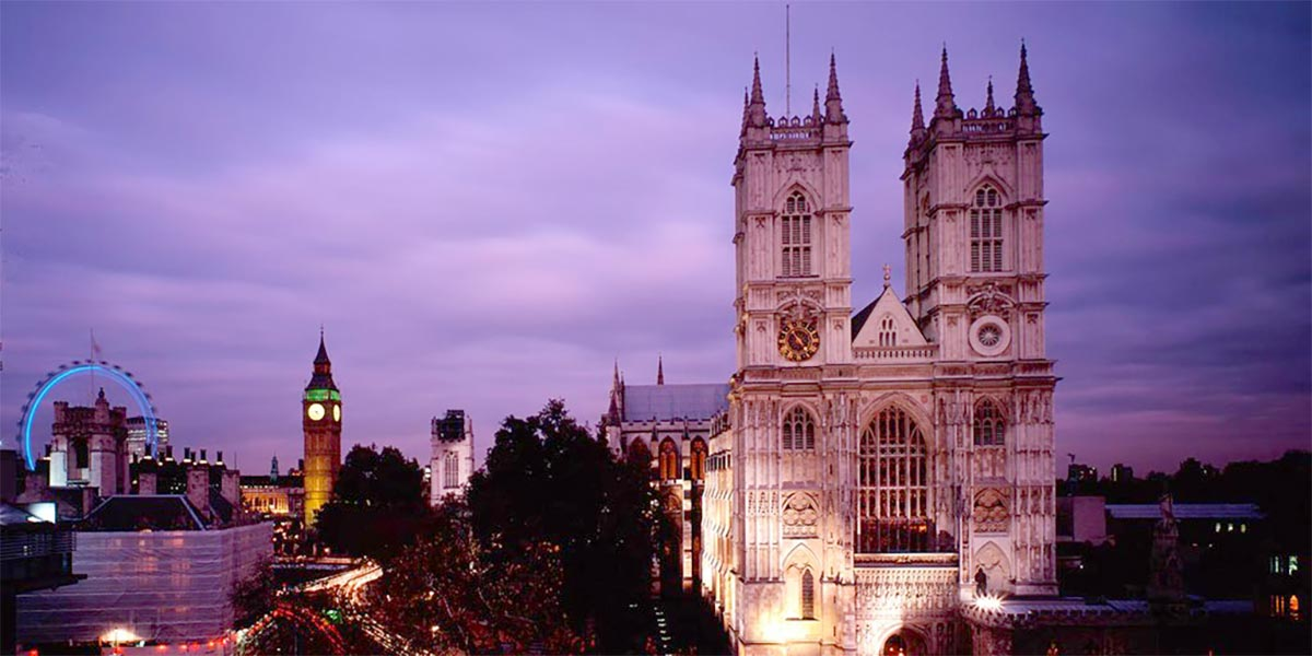 Westminster Abbey Night View, Westminster Abbey, Prestigious Venues