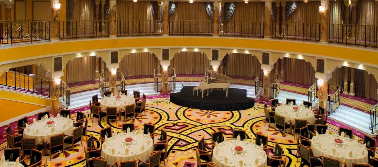 Al Faklak Ballroom Burj Al Arab