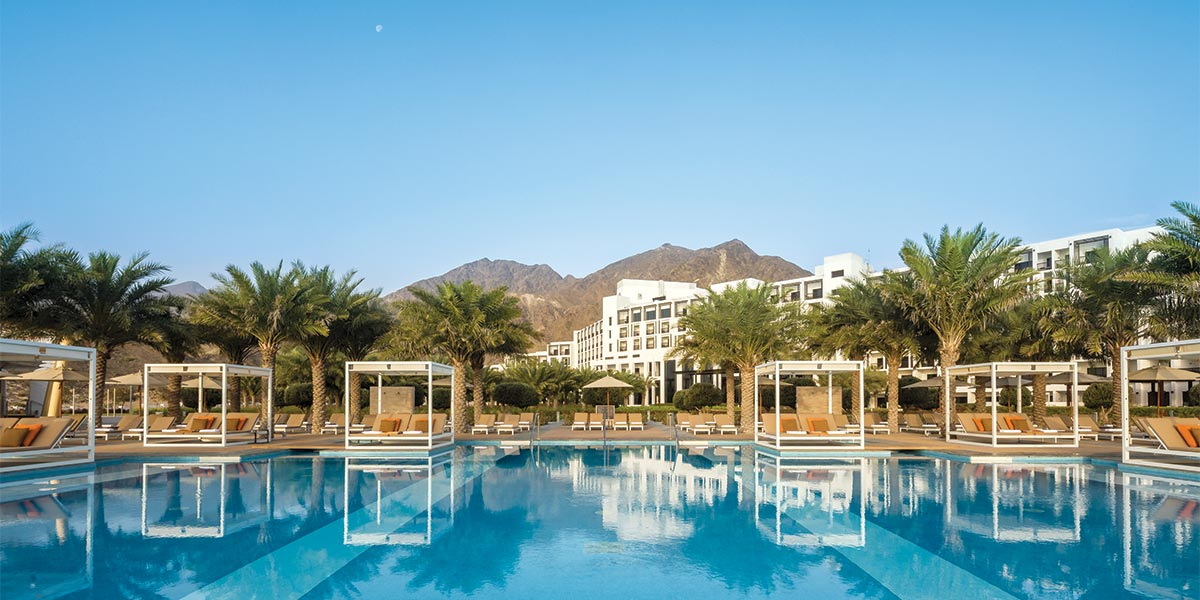 UAE Resort, InterContinental Fujairah Resort, Prestigious Venues