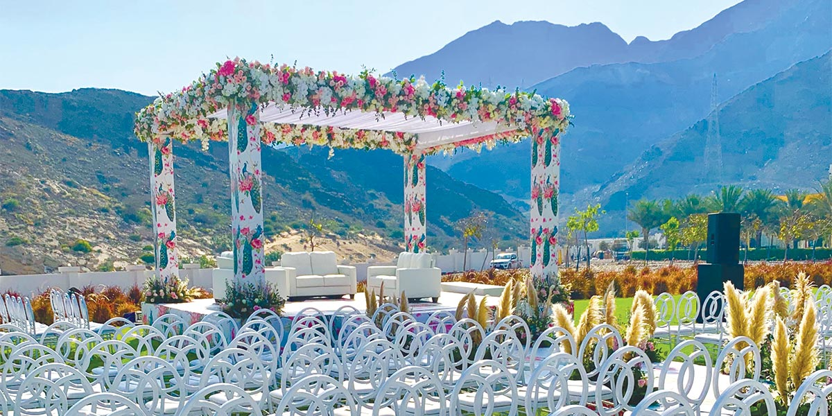 Wedding Ceremony, InterContinental Fujairah Resort, Prestigious Venues