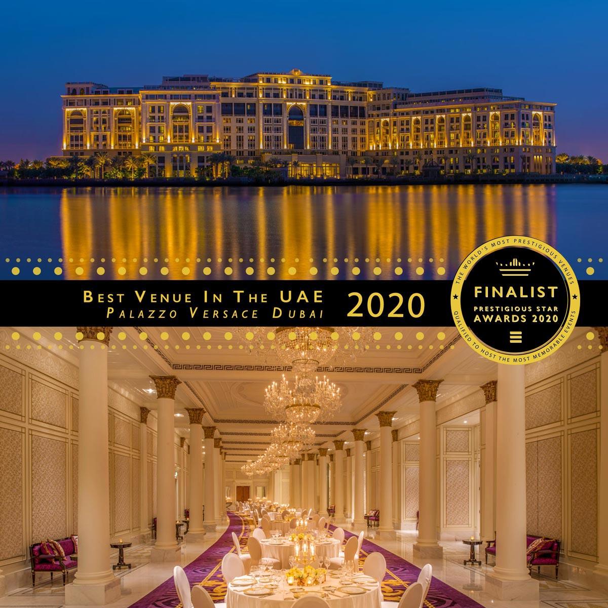 Palazzo Versace Dubai at Palazzo Versace Dubai
