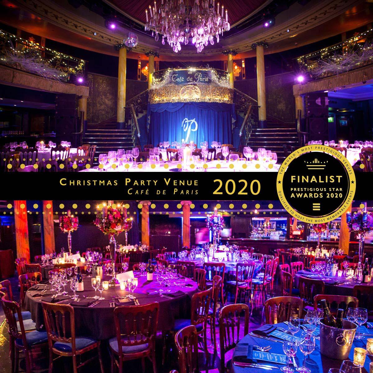 The Ballroom at Cafe de Paris