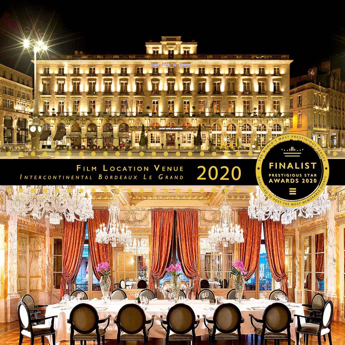 The Sauternes at Intercontinental Bordeaux Le Grand Hôtel