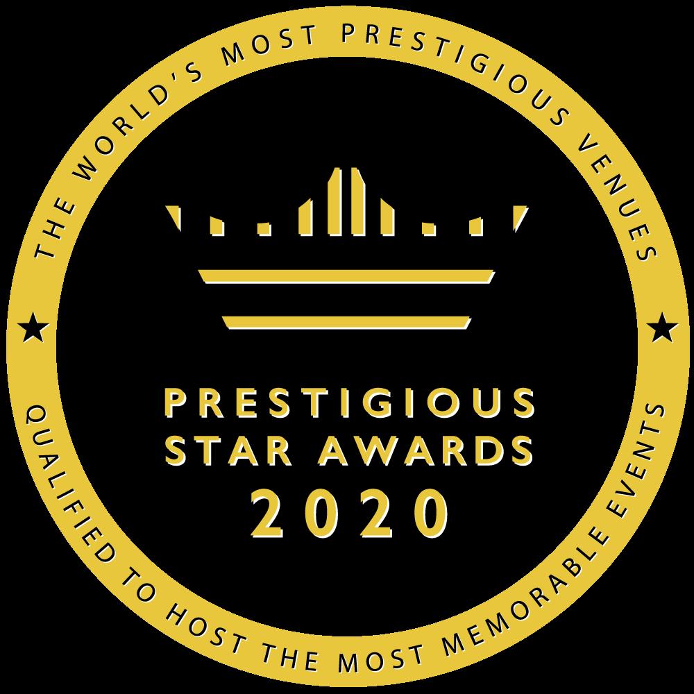 Luxury Venue Awards, Prestigious Star Awards 2020, 1000px