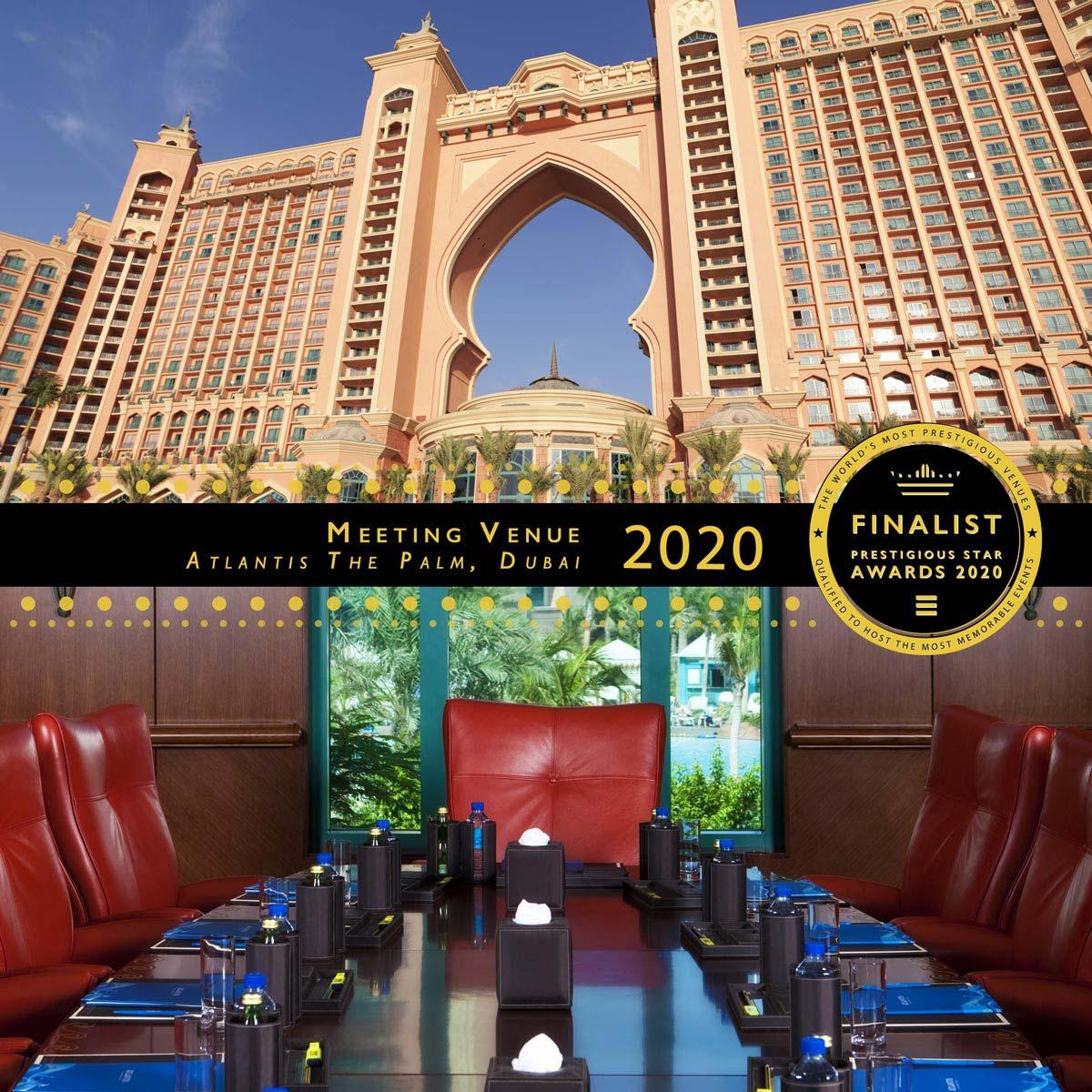 Andes Boardroom at Atlantis The Palm, Dubai