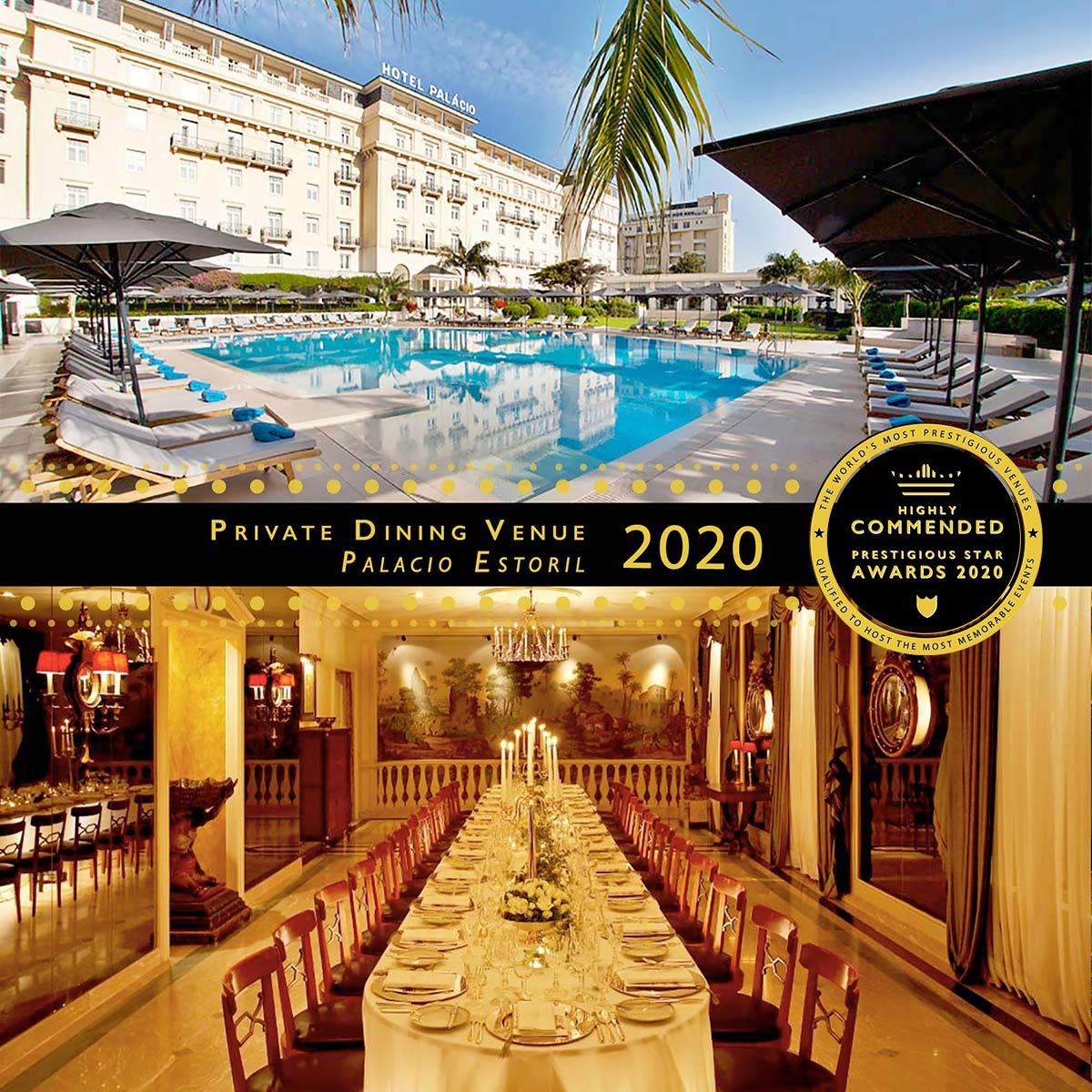 Tropical Room at Palacio Estoril